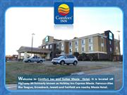 Comfort Inn Suites Hotel in Mexia Texas