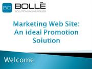 Marketing Site Web Quebec at Bolle Communications