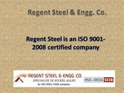 Alloy Suppliers - Regent Steel & Engg. Co.