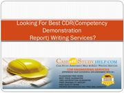 Casestudyhelp.com - CDR Engineer Australia | Best CDR Writing Services