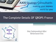 QROPS France – what you need to know