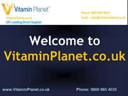 Buy Vitamin Supplements and Minerals Online - Vitamin Planet UK