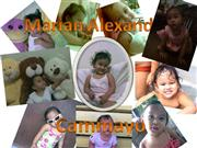 Happy 2nd Birthday MARIAN ALEXANDRIA!