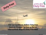 Duty Free By Caribbean Airlines