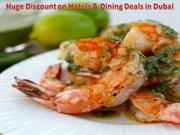 Huge Discount on Hotels & Dining Deals in Dubai