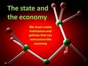 The state and the economy
