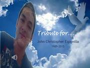 Tribute for John Christopher