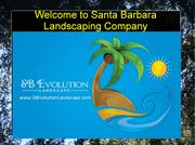 SB Landscapers company