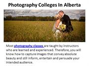 Bsop Photography classes in Canada