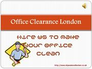 Office Waste Clearance
