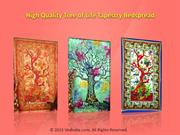 Decorative Tree of Life Hippie Tapestry for Living Room