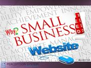 Reasons that Tell Website is must for Small Business