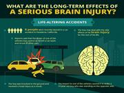 Long Term Effects of a Serious Brain Injury