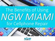 The Benefits of Using NFW Miami for Cellphone Repair