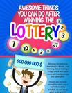 Awesome Things you can do after winning Lottery