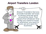 Airport Transfers & Taxis Services London
