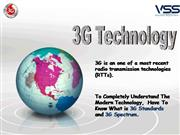 3G Technology frm VSS technologies