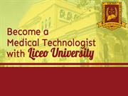 Being Part of the Medical Field as a Medical Technologist