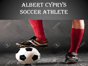 Albert Cyprys-Soccer Athlete