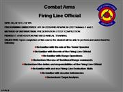 Firing Line Official