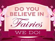 I Do Believe in Fairies I Do I Do