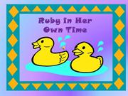 Ruby_in_her_own_time