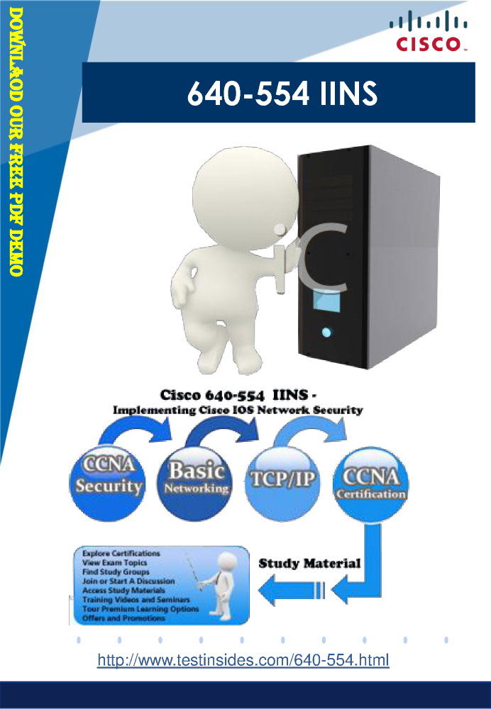 Security pdf reference ccna quick 640-554