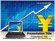 Economic Trade Powerpoint Template