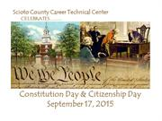 Constitution Day 2015 Slide Show