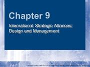 Multinational Management_5e_Cullen_Ch09