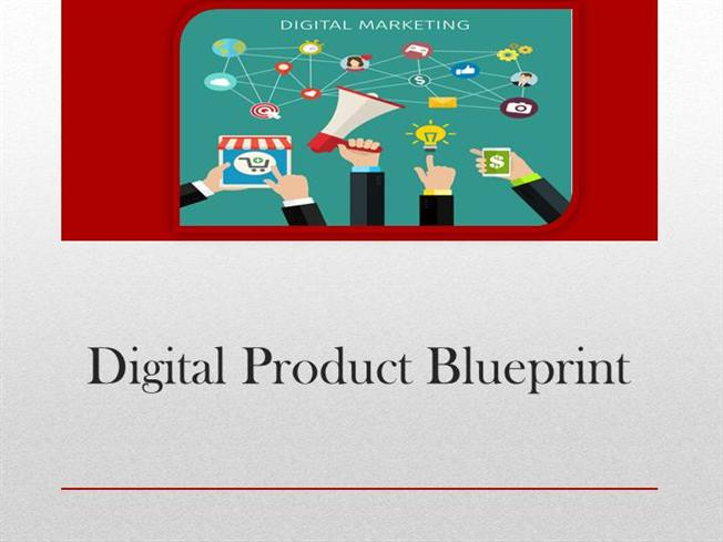 Digital product blueprint authorstream malvernweather Image collections