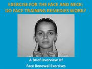 How To Improve And Boost Your Face Exercise Efforts For Great Results