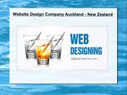 Website Design Company Auckland