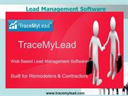 Lead Management Software -TraceMyLead™