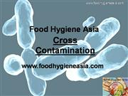 Food Hygiene Asia Cross Contamination