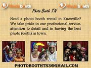 Photo Booth Prices in Knoxville