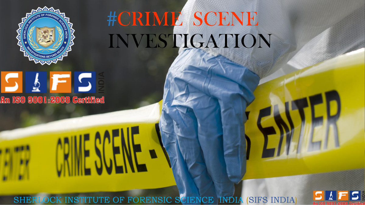 importance of crime scene: collection & preservation of evidence, Powerpoint templates