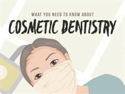 What You Need to Know About Cosmetic Dentistry