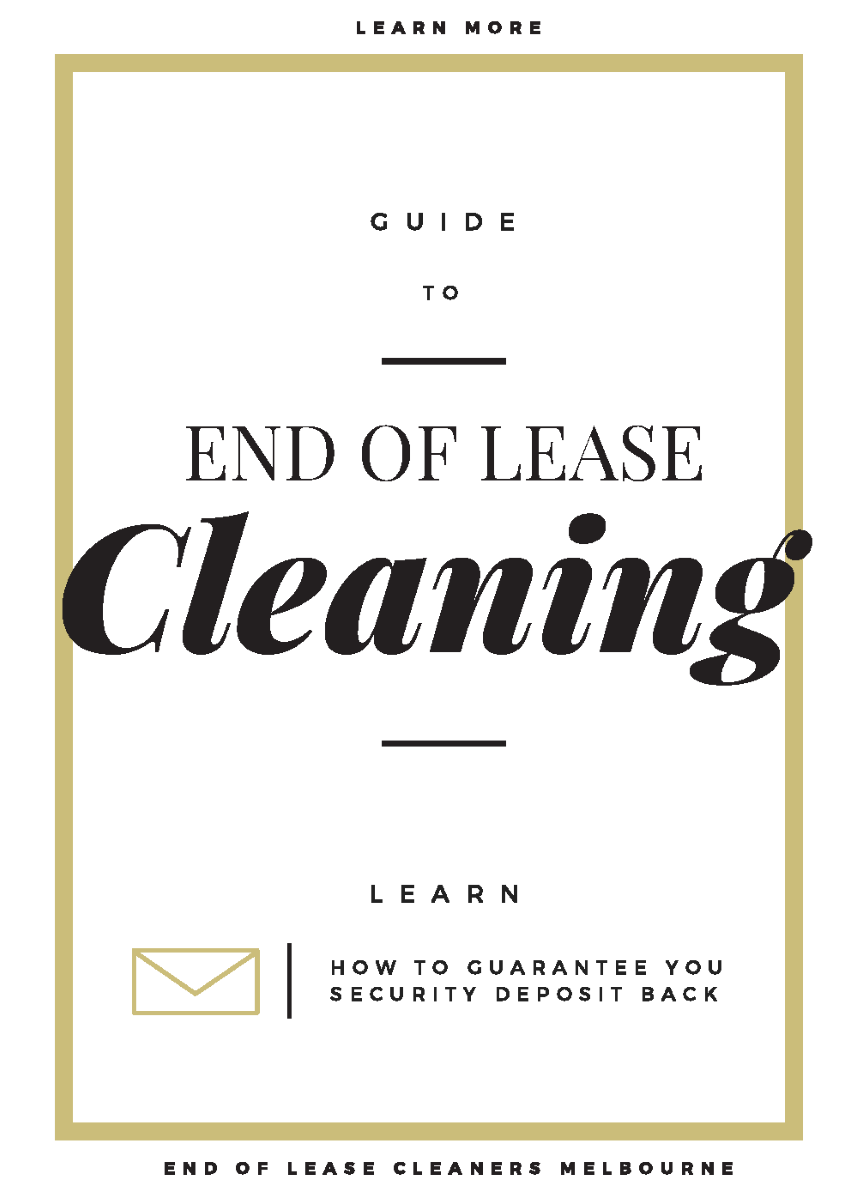 Guide To End Of Lease Cleaning Authorstream