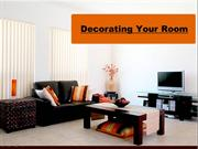 Decorating Your Room