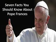 7 Facts You Should Know About Pope Frances-7-3