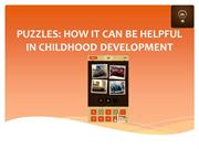 GuezzIt - How It can be Helpful to Childhood Development