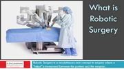 Robotic Surgery in Delhi by Best Robotic Surgeon in India
