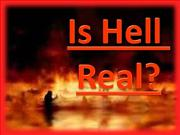Hell? Is it Real?