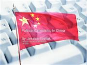 Political  Censorship  in  China-