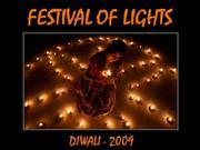 Festival Of Lights - Diwali 2009