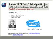 Engineering Process_Bernoulli Effect_RebaMatthews