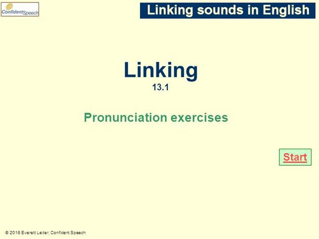 Linking Sounds in English Pronunciation |authorSTREAM