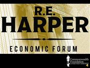 Pensions and Politics -- RE Harper Econo