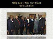 Lawyer Willie Gary - Willie Gary Stuart (800) 329-4279